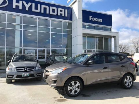 Pre-Owned 2011 Hyundai Tucson GL FWD at