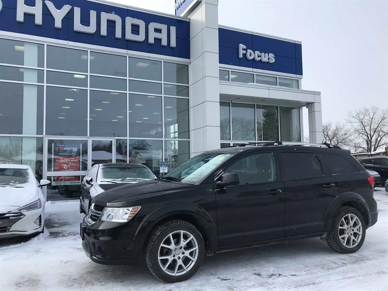 Pre-Owned 2012 Dodge Journey SXT 4D Utility FWD