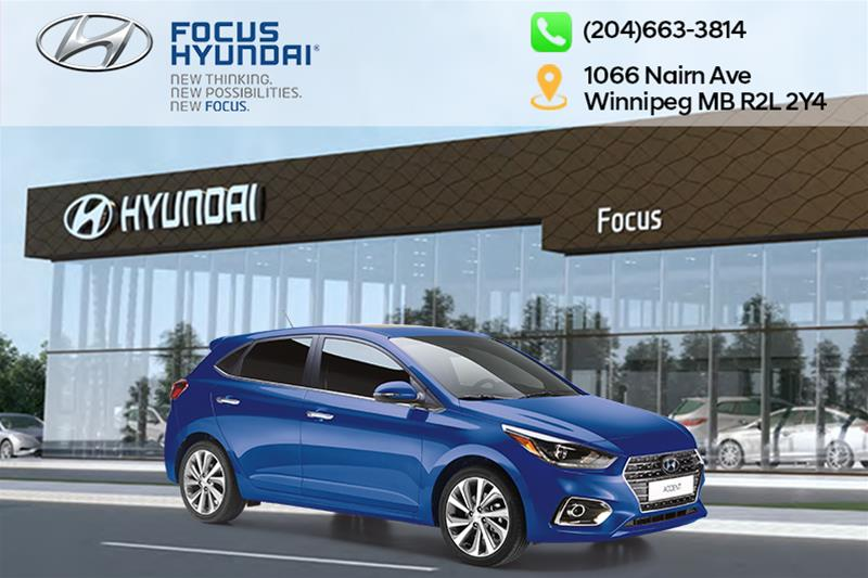 New 2020 Hyundai Accent (5) Preferred IVT