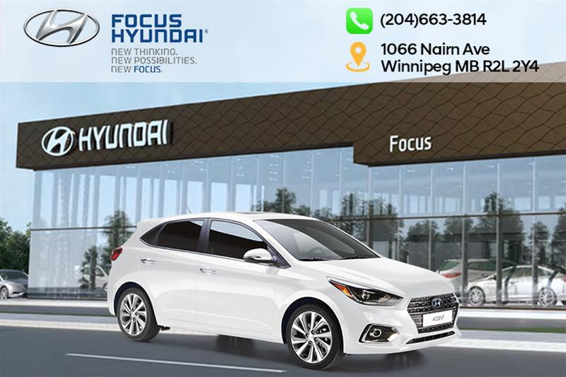 New 2020 Hyundai Accent (5) Essential IVT