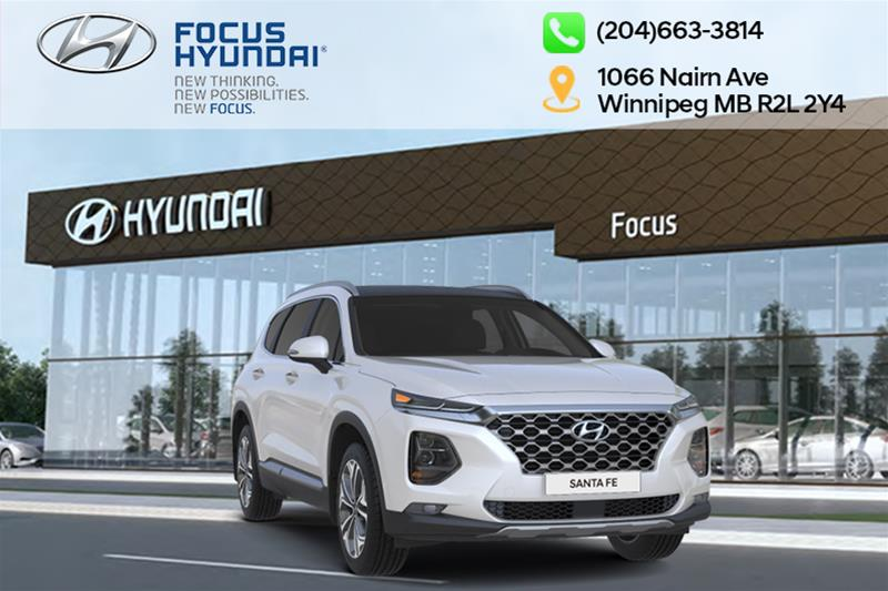 New 2020 Hyundai Santa Fe Luxury AWD 2.0T