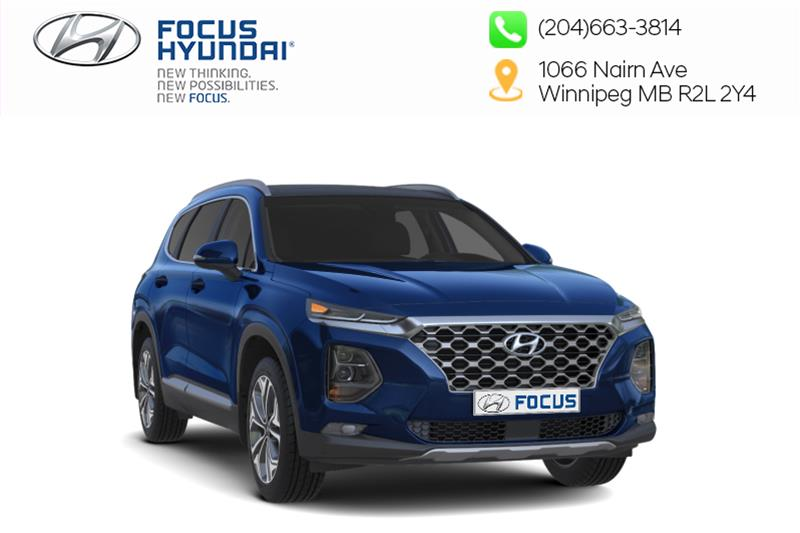 New 2019 Hyundai Santa Fe Ultimate AWD 2.0T