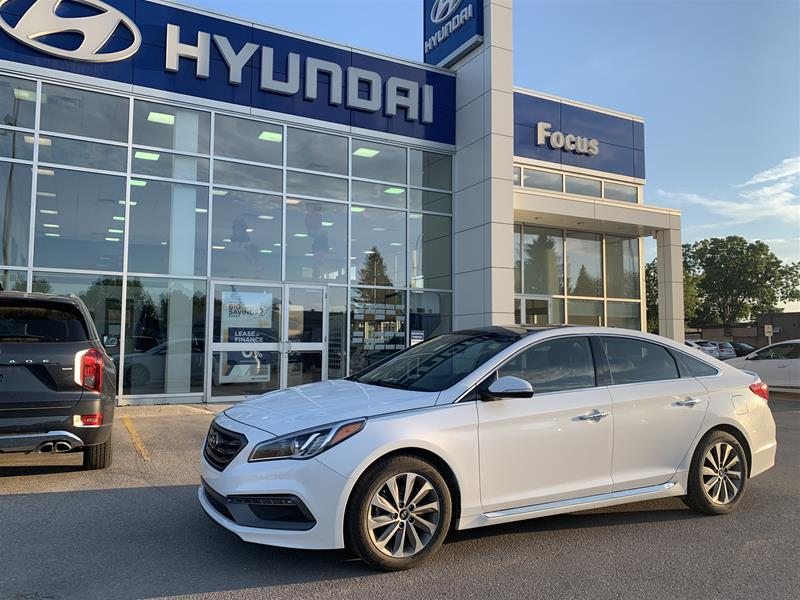 Pre-Owned 2015 Hyundai Sonata Sport Tech at