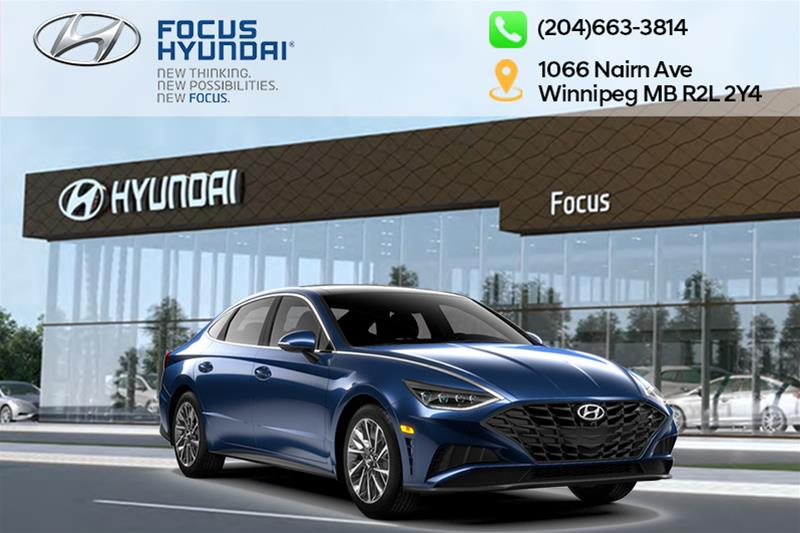 New 2020 Hyundai Sonata Preferred