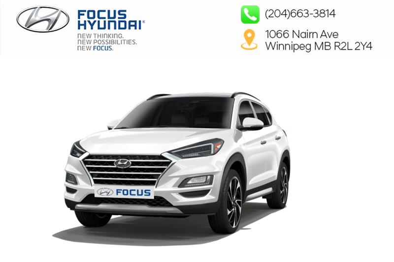 New 2019 Hyundai Tucson FWD 2.0L Essential Safety Package