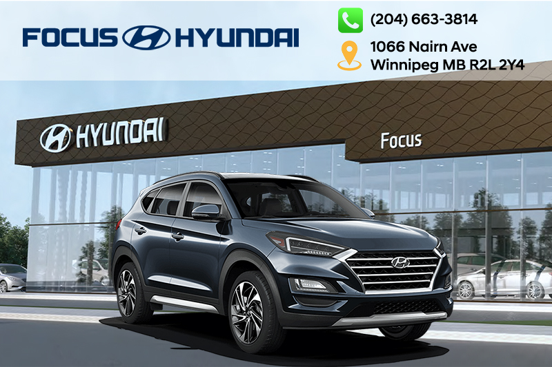 New 2020 Hyundai Tucson FWD 2.0L Preferred