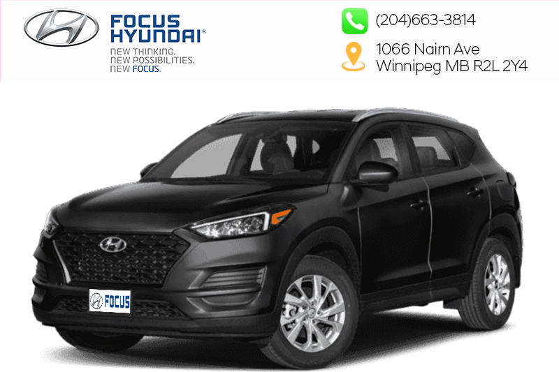 New 2019 Hyundai Tucson AWD 2.0L Preferred