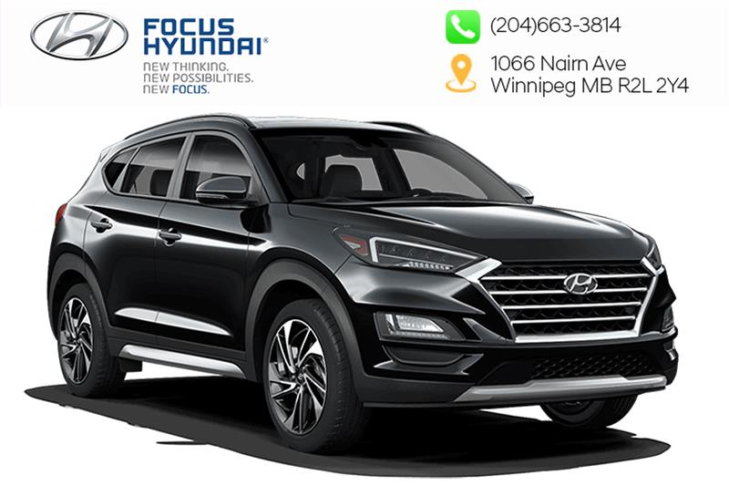 New 2020 Hyundai Tucson AWD 2.0L Preferred Sun and Leather