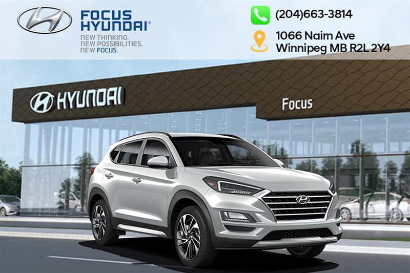 New 2020 Hyundai Tucson AWD 2.4L Urban Edition
