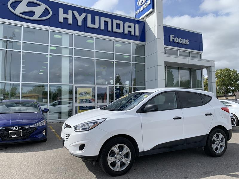 Pre-Owned 2015 Hyundai Tucson GL FWD at