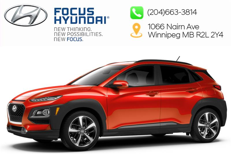 New 2020 Hyundai Kona 2.0L AWD Essential