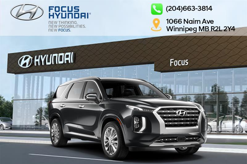New 2020 Hyundai Palisade AWD Ultimate 7 Passenger