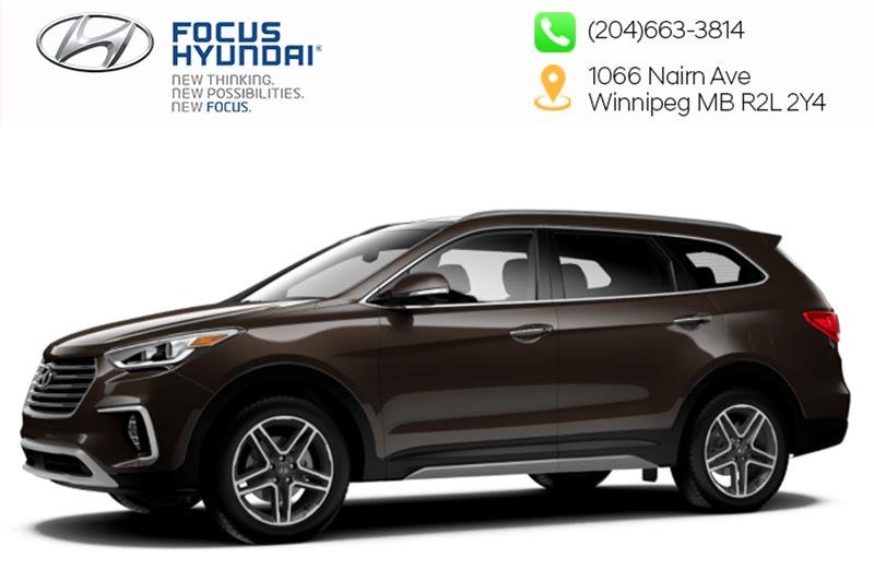 New 2019 Hyundai Santa Fe XL AWD Luxury 7 Passenger