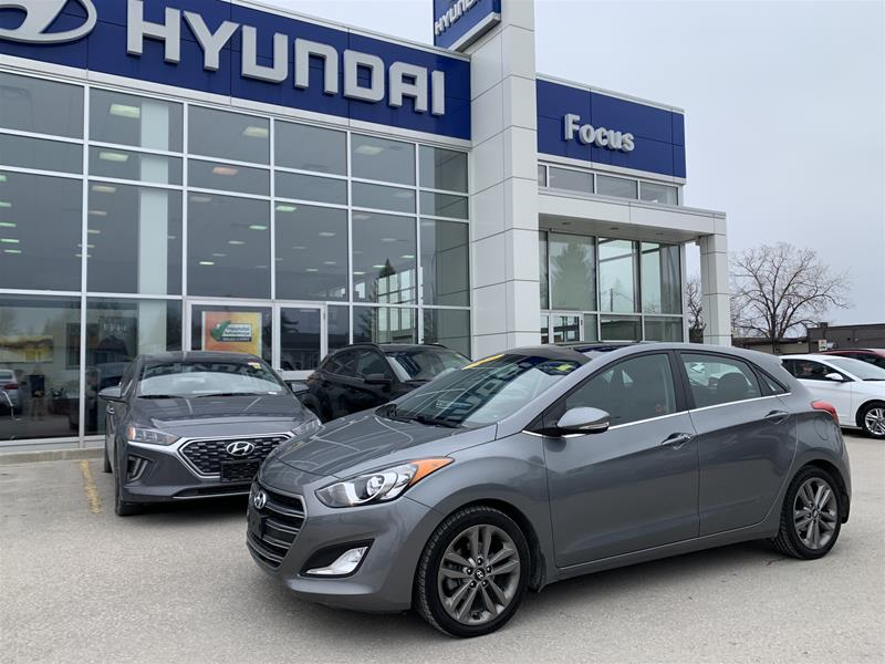 Pre-Owned 2016 Hyundai Elantra GT Limited