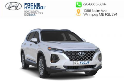New 2020 Hyundai Santa Fe Ultimate AWD 2.0T