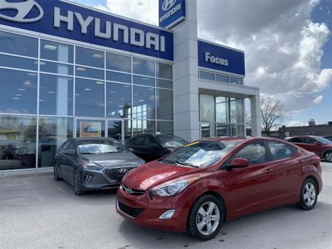 Pre-Owned 2013 Hyundai Elantra GLS at