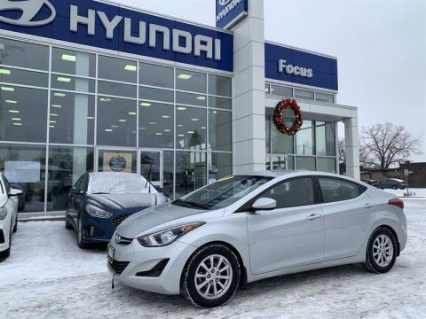 Pre-Owned 2014 Hyundai Elantra GL at