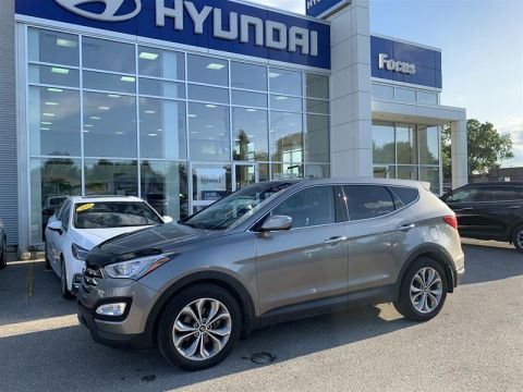 Pre-Owned 2013 Hyundai Santa Fe 2.0T AWD Limited