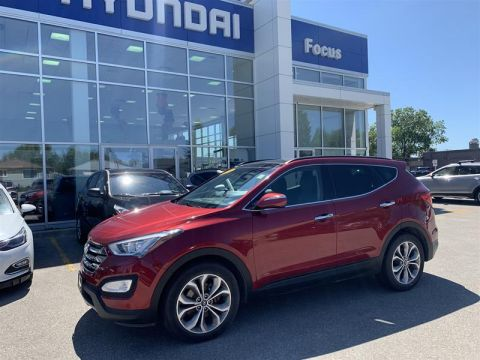 Pre-Owned 2014 Hyundai Santa Fe Sport 2.0T AWD Limited