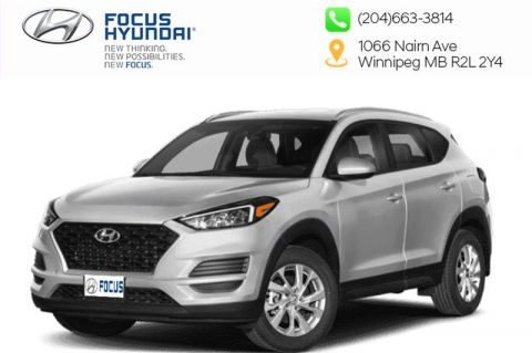 New 2019 Hyundai Tucson AWD 2.0L Essential Safety Package