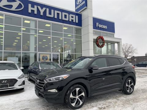 Pre-Owned 2016 Hyundai Tucson AWD 1.6T Limited
