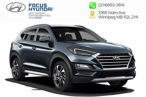 New 2020 Hyundai Tucson AWD 2.4L Ultimate