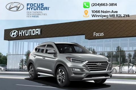 New 2020 Hyundai Tucson AWD 2.4L Preferred Trend