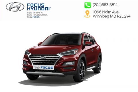 New 2019 Hyundai Tucson AWD 2.4L Ultimate