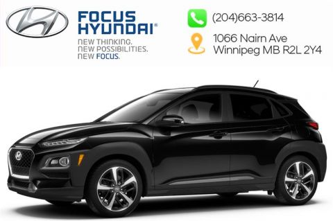 New 2019 Hyundai Kona 2.0L AWD Essential