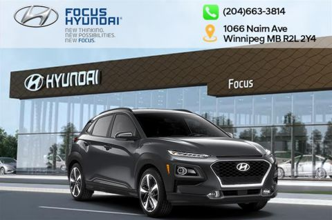 New 2020 Hyundai Kona 2.0L FWD Preferred