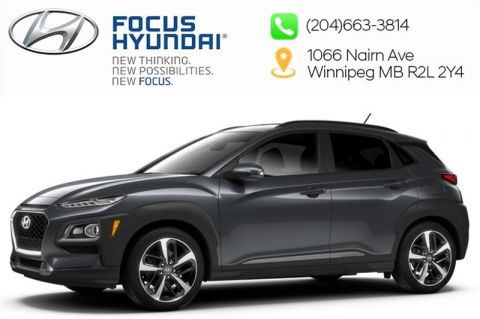 New 2019 Hyundai Kona 2.0L FWD Preferred