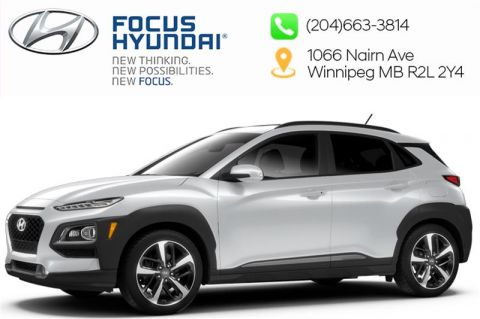 New 2019 Hyundai Kona 2.0L AWD Preferred