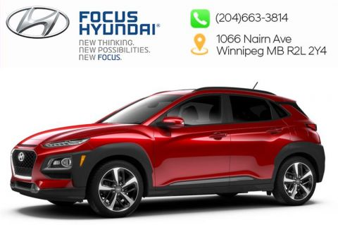 New 2019 Hyundai Kona 1.6T AWD Ultimate