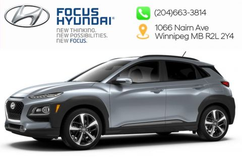 New 2020 Hyundai Kona 2.0L AWD Luxury