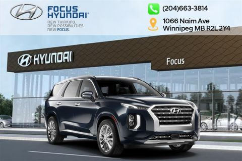 New 2020 Hyundai Palisade AWD Luxury 8 Passenger