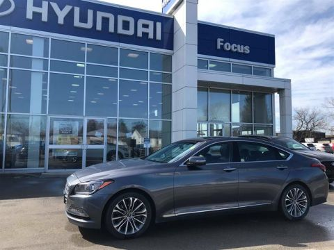 Pre-Owned 2016 Hyundai Genesis Sedan 3.8L Premium
