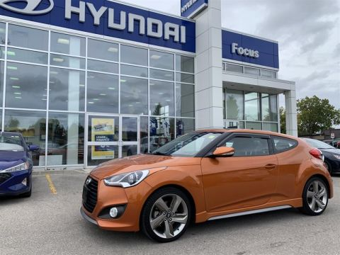 Pre-Owned 2013 Hyundai Veloster Turbo 6sp