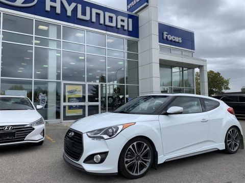 Pre-Owned 2016 Hyundai Veloster Turbo - M6